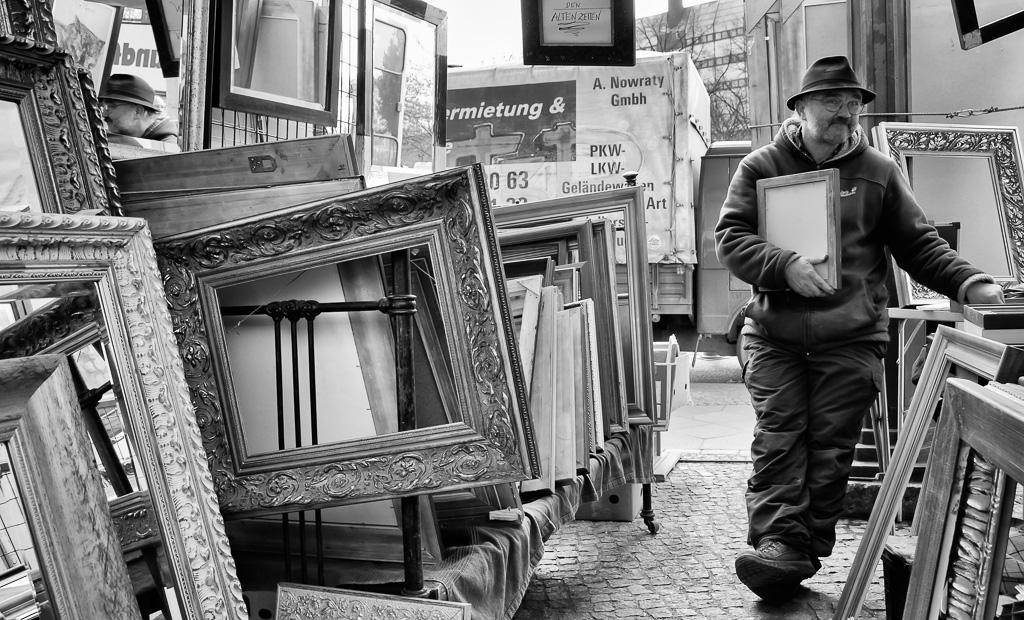 Bilderrahmen | Flohmarkt Berlin