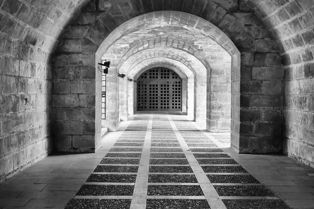 Katedrale in Palma de Mallorca